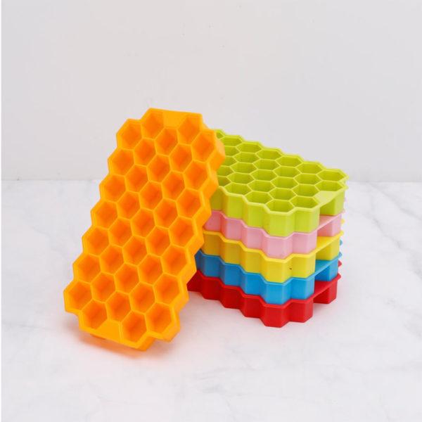 ice cube tray siliocne ice mold 37cavity