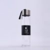 Glass infuser bottle with heat resistant band 2