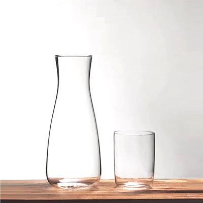 Glass pitcher storage bottle high borosilicate glass bottle