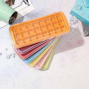Ice mold silicone ice cube tray37cavity