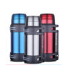 Thermal double wall stainless steel vacuum flask 1.6 liter water bottle 1