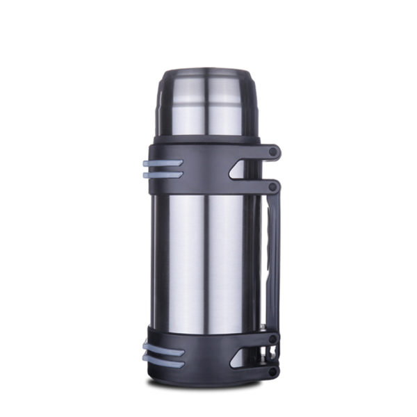 Thermal double wall stainless steel vacuum flask 1.6 liter water bottle