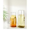 Water glass container fruit bottle storage cup set 1