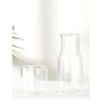 Water glass container fruit bottle storage cup set