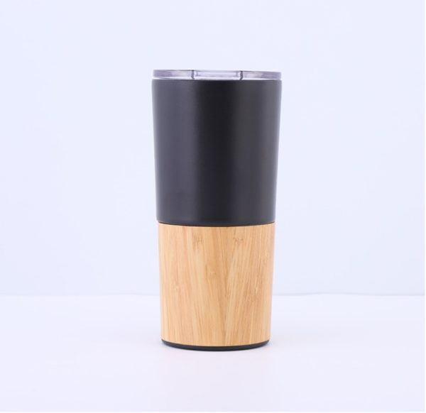 Eco-friendly stainless steel reusable drinkware cup mug